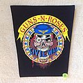 Guns N Roses - Civil War - 1991 Guns 'n' Roses - Brockum - Backpatch