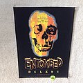 Entombed - DCLXVI - 1997 Entombed - Razamataz - Backpatch