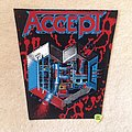 Accept - Metal Heart - Blood Version - Vintage Backpatch