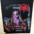Death - Patch - Death - Scream Bloody Gore - Backpatch