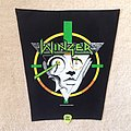 Winger - First Album - 1989 Great Southern Company - Backpatch