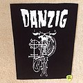 Danzig - Skullman - 2012 Danzig - Bravado - Backpatch