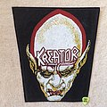 Kreator - Behind The Mirror - Vintage Backpatch