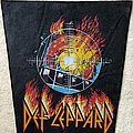 Def Leppard - Pyromania- Vintage Backpatch