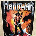 Manowar - Kings Of Metal - Backpatch