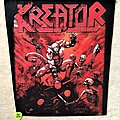 Kreator - Patch - Kreator - Pleasure To Kill - Backpatch