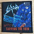 Sodom - Patch - Sodom Tapping the vein 1991 official patch