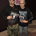 Wearing Cradle Of Filth L/S Tee - Hammer of the Witches meeting Ashok