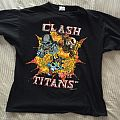 Megadeth - TShirt or Longsleeve - Clash of the Titans shirt european tour