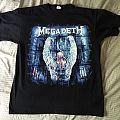 Megadeth - TShirt or Longsleeve - Megadeth shirt