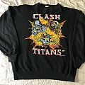 Megadeth / Slayer / Testament - TShirt or Longsleeve - Clash of the Titans sweatshirt