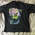Megadeth - TShirt or Longsleeve - Megadeth vintage shirt