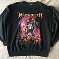 Megadeth - Other Collectable - Megadeth sweatshirt