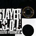 "Slayer / TSOL – Abolish Government 7"" Split Tape / Vinyl / CD / Recording etc"