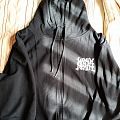 Napalm Death Zipper Hooded Top