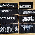Cloth patch collection