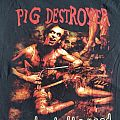 Pig Destroyer – Prowler in the Yard Bootleg Shirt