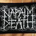 Napalm Death Logo Patch