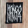 Mongo Ninja Logo Patch