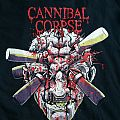 Cannibal Corpse – Icepick Lobotomy Tour Shirt