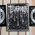 Teethgrinder Patch and Stickers