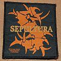 Sepultura Patch 1991