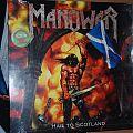 Manowar LP Hail to Scotland