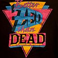 Zed Yago - Better Zed Than Dead 1989 Tour Shirt