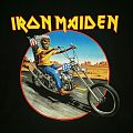 Iron maiden Somewhere back in time 2008 tour shirt