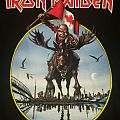 Iron maiden Maiden England Canadian tour shirt 2012