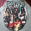 Kiss Animalize tour shirt