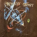 Crimson Glory Transcendence 1989 tour shirt
