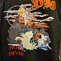Dio - TShirt or Longsleeve - 1983 Dio Holy diver Tour Jersey