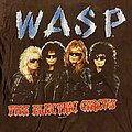 W.A.S.P. Inside the electric circus shirt 1986