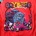 Y&T Mean Streak tour shirt 1986