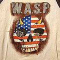W.A.S.P. 4th of July California 1985 Jersey  TShirt or Longsleeve