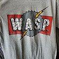 W.A.S.P. - TShirt or Longsleeve - W.A.S.P. 1984 tour shirt