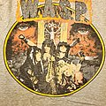 W.A.S.P. Animal tour shirt 1984
