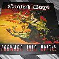 English Dogs - Forward Into Battle Tape / Vinyl / CD / Recording etc