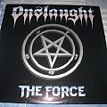 Onslaught - The Force Tape / Vinyl / CD / Recording etc