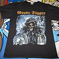 Grave Digger - TShirt or Longsleeve - Grave Digger - Clash of the Gods Tour 2013