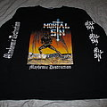 Mortal Sin - Mayhemic Destruction TShirt or Longsleeve