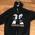 Youth of Today zip hoodie XL