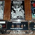 Abhorer - Rumpus Of The Undead Tape / Vinyl / CD / Recording etc
