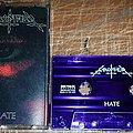 Sarcofago - Tape / Vinyl / CD / Recording etc - Sarcófago - Hate
