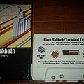 Black Sabbath - Technical Ecstacy Tape / Vinyl / CD / Recording etc
