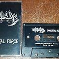 Mutilator - Immortal Force Tape / Vinyl / CD / Recording etc