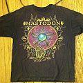 Mastodon - TShirt or Longsleeve - Mastodon Crack the Skye shirt
