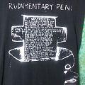 Rudimentary Peni - TShirt or Longsleeve - Rudimentary Peni
