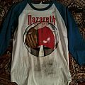 Nazareth- The Catch Tour Jersey '85